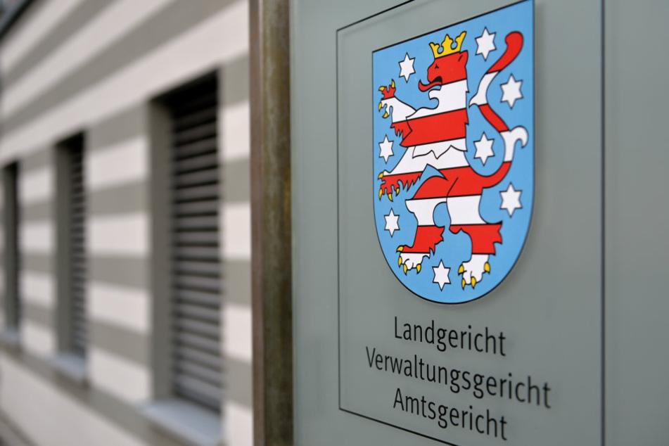 Das Landgericht Gera hat Mittwoch einen Drogendealer verurteilt.