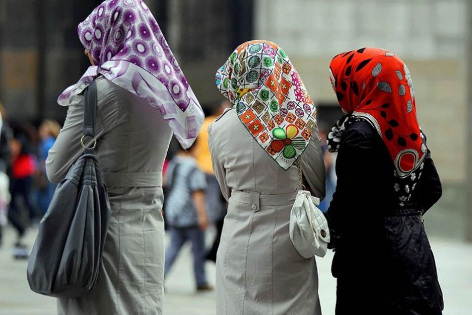 Den größten Anteil unter den 964.000 Berliner mit Migrationshintergrund haben die Türken.