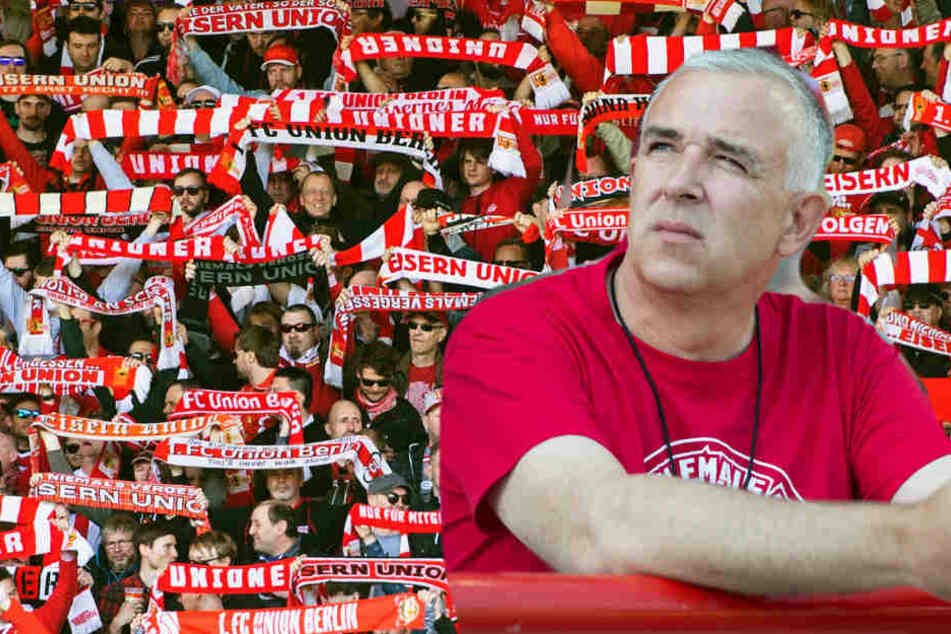 Unions Präsident Zingler gibt Versprechen für den Aufstieg in die Bundesliga!
