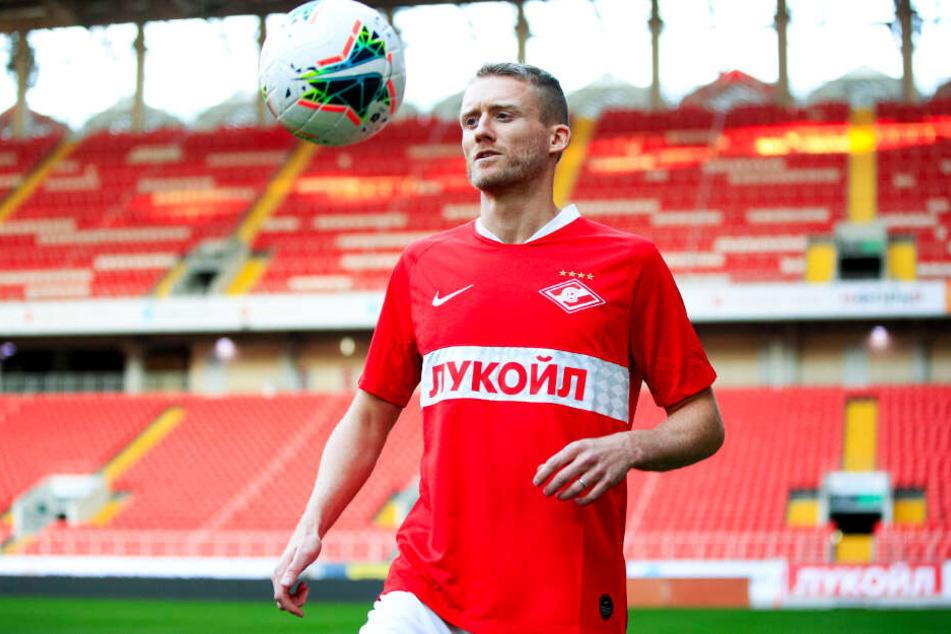 André Schürrle spielt seit dieser Saison bei Spartak Moskau.