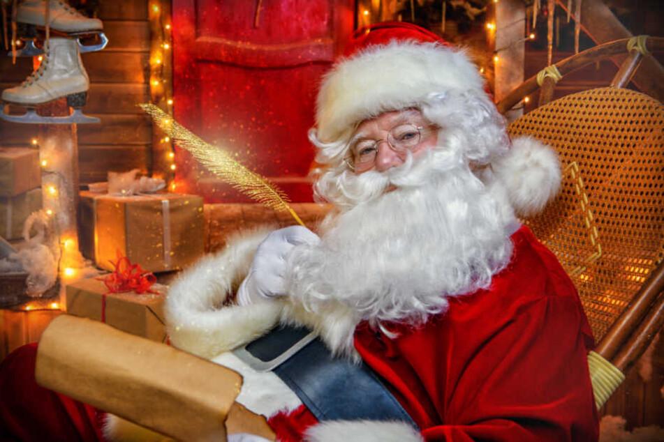 """Ob der """"echte"""" Weihnachtsmann dem Kalifornier vergeben wird?"""