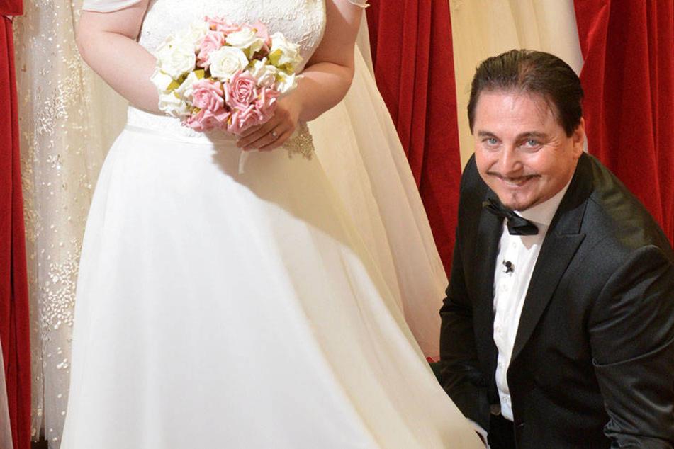 Geheimnisse aus der Umkleide? Brautmoden-Profi Hermann packt aus