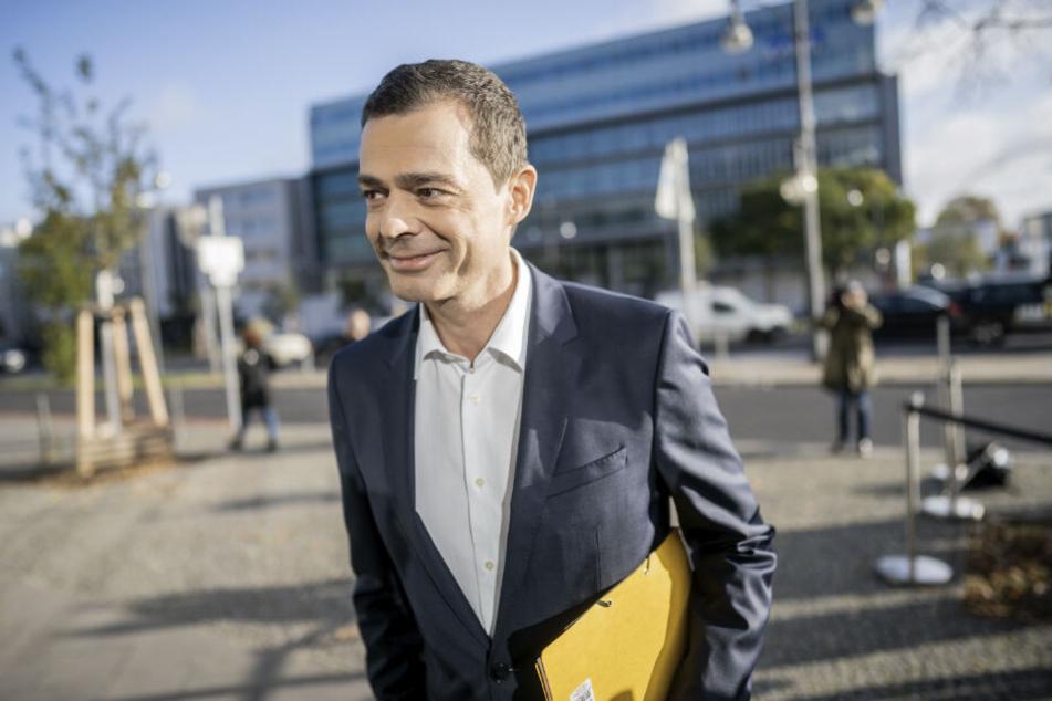 CDU-Chef Mike Mohring schließt eine Koalition mit den Linken nun doch aus.