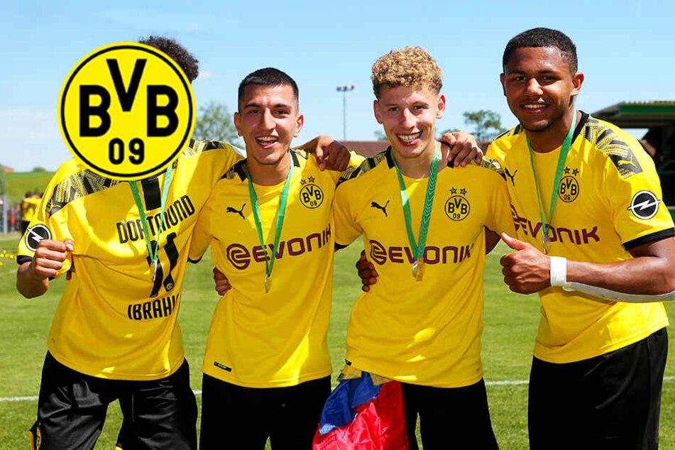 Kehrseite der BVB-Transferoffensive: Dortmund verliert viele Meistertalente!