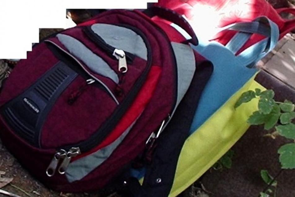 Europol fragt: Wie ist die Marke des Rucksacks und wo wird er verkauft?
