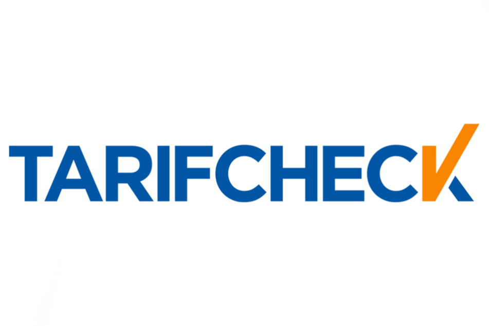 Das neue Logo von Tarifcheck.de.