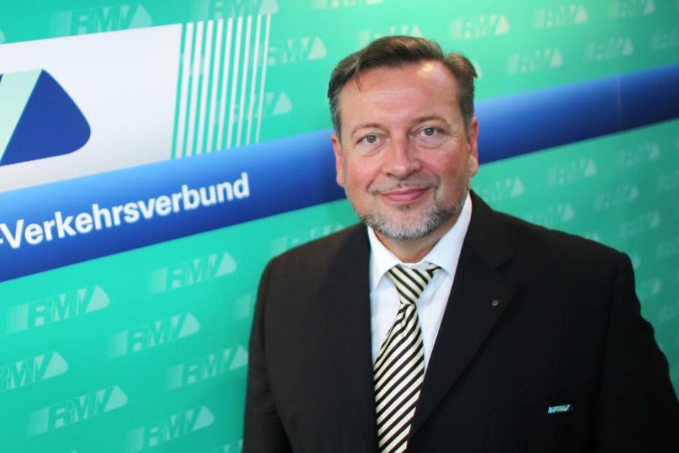 RMV-Geschäftsführer Knut Ringat sieht in dem Pilotprojekt eine Chance.