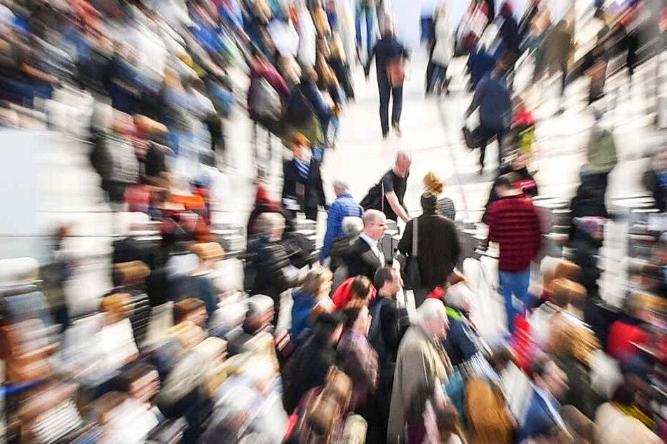 Bis Sonntag werden rund 100.000 Besucher auf der Messe erwartet.