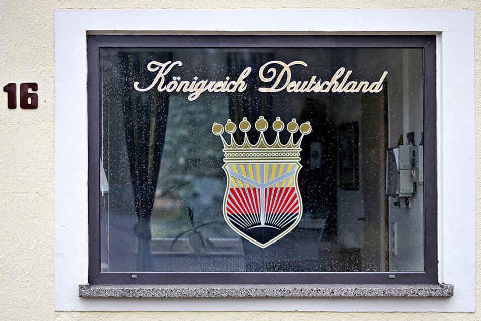 Die letzten Königstreuen mussten das ehemalige Klinikgelände in Wittenberg am Montag verlassen.