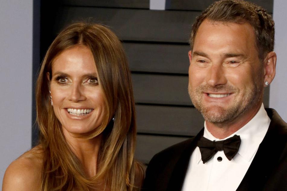Michael Michalsky (51) scheint bei Heidi Klum (44) in Liebes-Angelegenheiten ein glückliches Händchen zu haben.