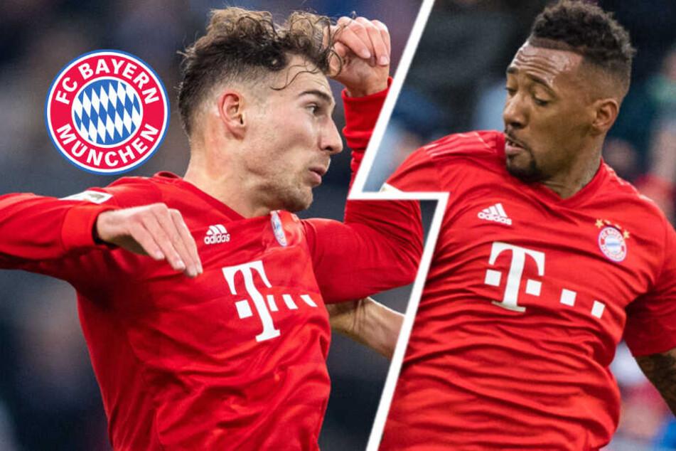 Schlägerei beim Training! Bayern-Stars gehen aufeinander los