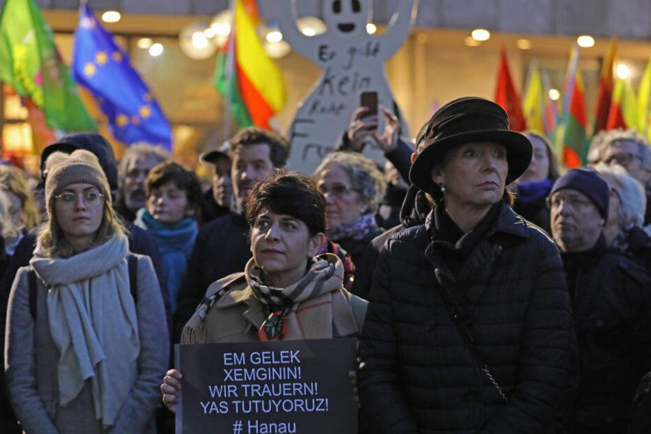 Kölner setzen Zeichen gegen rechten Terror