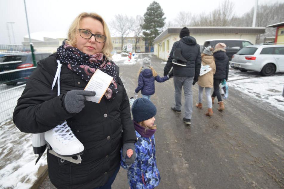 Stadträtin Solveig Kempe (37) ist sauer: Ab dem vierten Kind wird es für Familien richtig teuer.