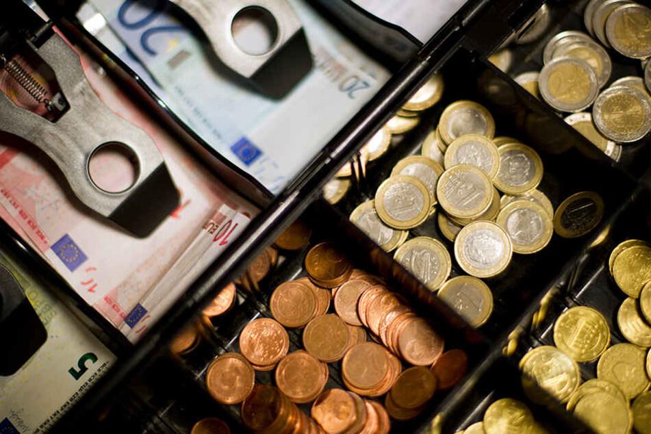 Die Thüringer begleichen weiterhin kleine Beträge mit ihrem Bargeld.