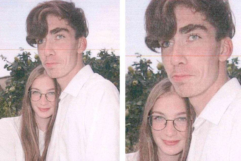 Sind sie gemeinsam unterwegs? Polizei sucht diese beiden Teenager!