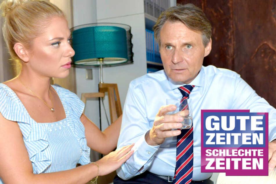 GZSZ-Star Wolfgang Bahro verrät: Davor hat Jo Gerner die meiste Angst!