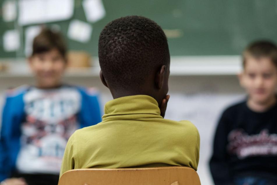 Vielen Flüchtlingskindern bleibt der Schulunterricht verwehrt. (Symbolbild)