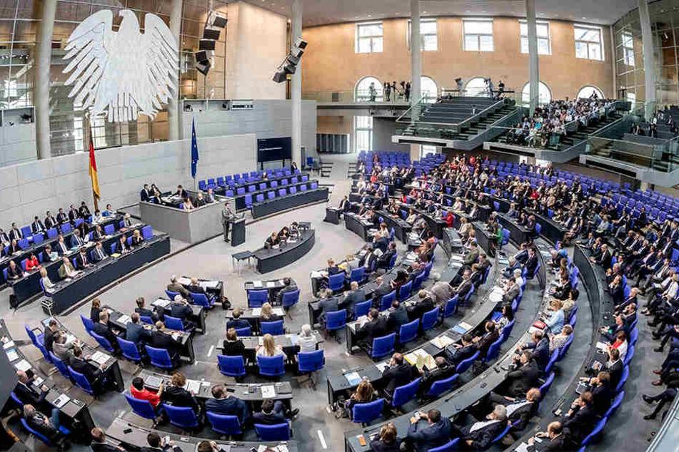 Am 15.06.2018 beriet der Deutsche Bundestag unter anderem über die Parteienfinanzierung.