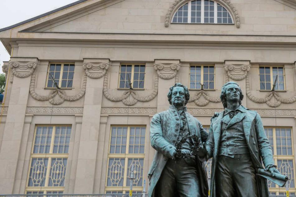 Das Deutsche Nationaltheater in Weimar wird auch in den kommenden Jahren von der Stadt unterstützt werden.