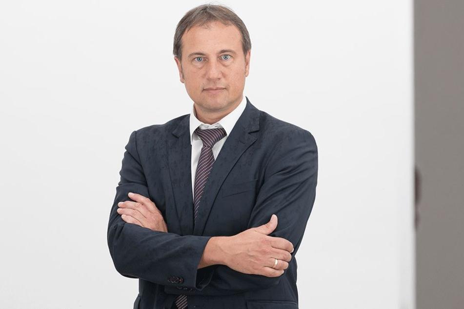 Steffen Große (51).