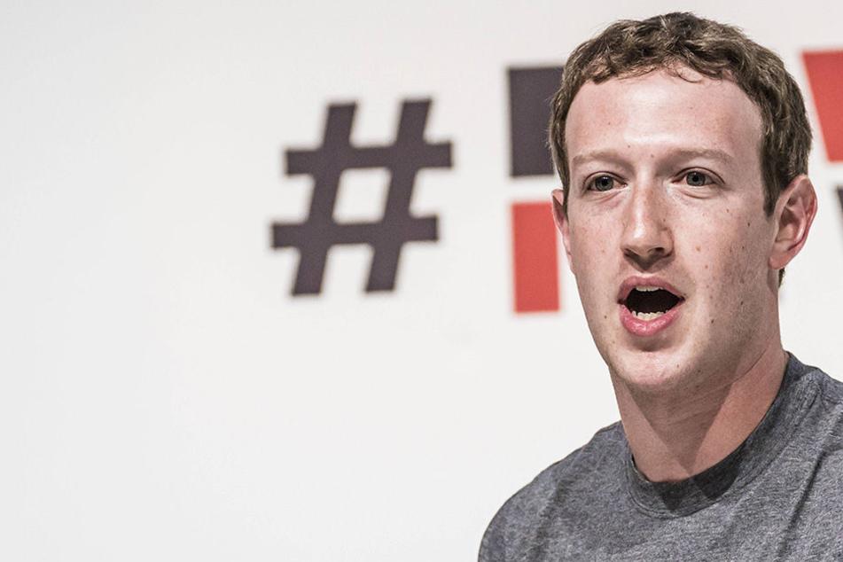 Da staunte Gründer Mark Zuckerberg nicht schlecht, als er von Facebook plötzlich für tot erklärt wurde.