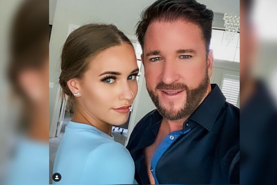 Dieses Foto mit seiner Frau Laura postete der Wendler vor einigen Tagen und bekam dafür Kritik.