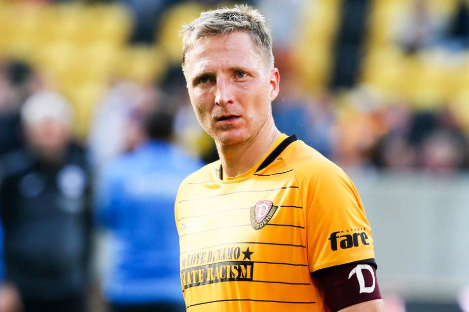 Marco Hartmann kann noch nicht wieder mitspielen.