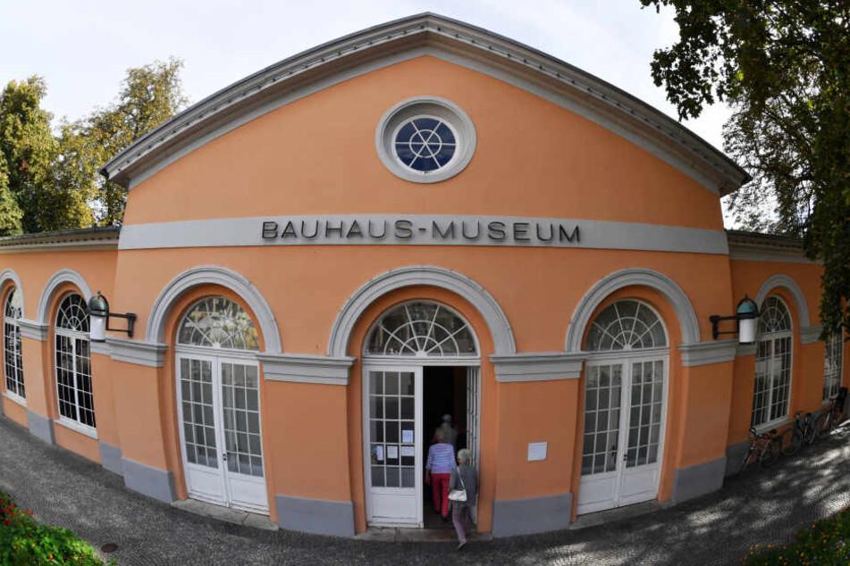 Das Bauhaus-Museum in Weimar muss schließen.