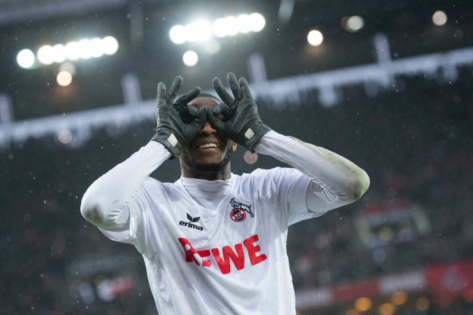 Anthony Modeste schoss die Kölner mit seinen Toren in die Europa League.