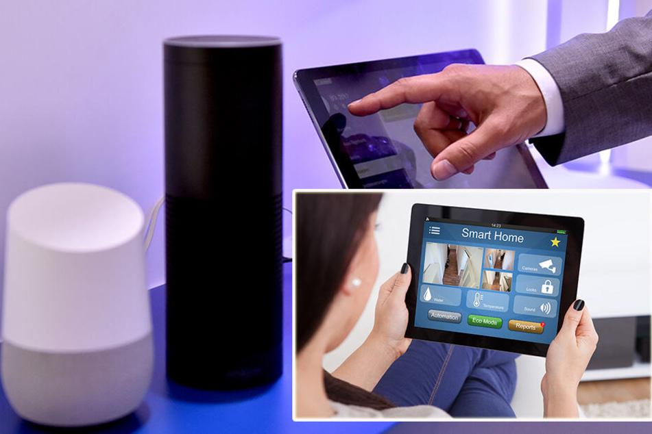Lauschangriff im Wohnzimmer: Wer bei Alexa und Google mithört