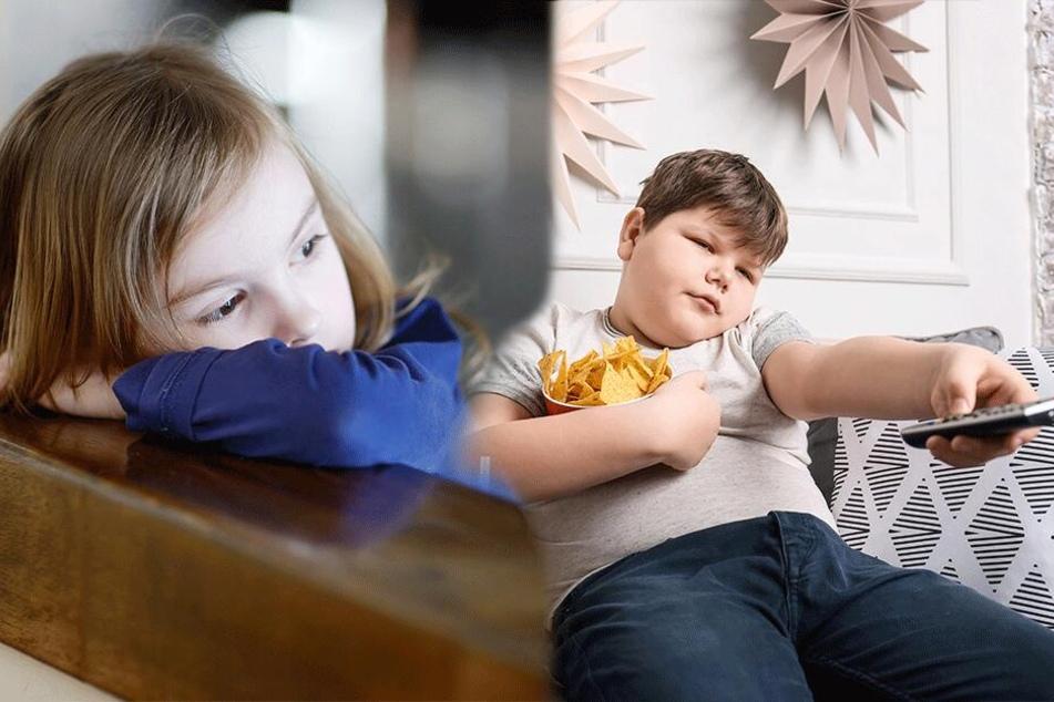 Erschreckende Studie: Jedes dritte Kind in Sachsen chronisch krank