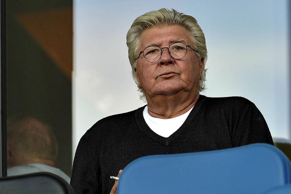 Wilfried Finke (66) möchte den SCP gerne neu ausrichten.