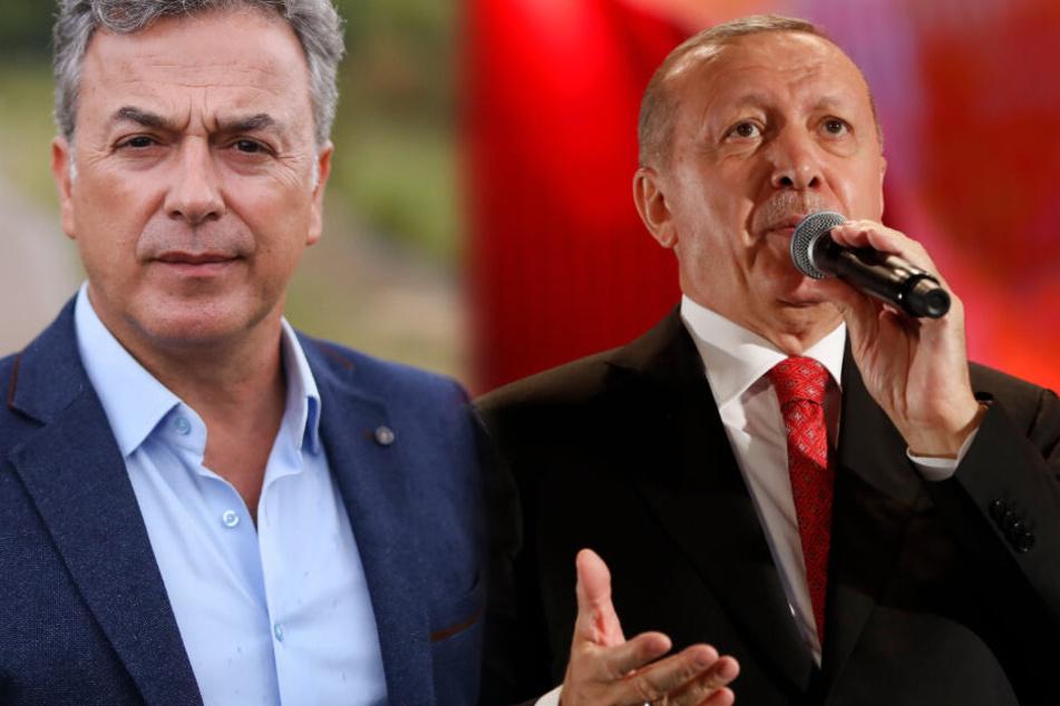 Er hat Erdogan beleidigt: Grünen-Politiker in der Türkei angeklagt