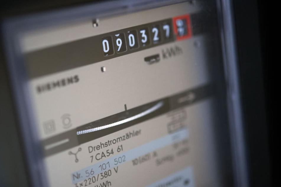 Die Zahl derStromsperren stieg auf etwa 344.000. (Symbolbild)