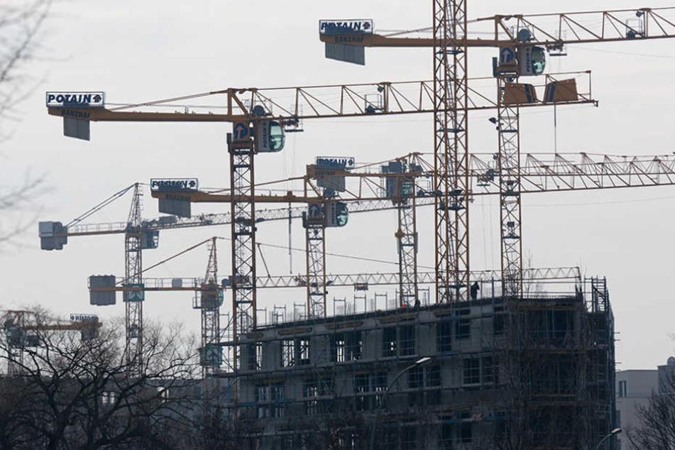 Berlin braucht einen Wohnungsbau-Boom.