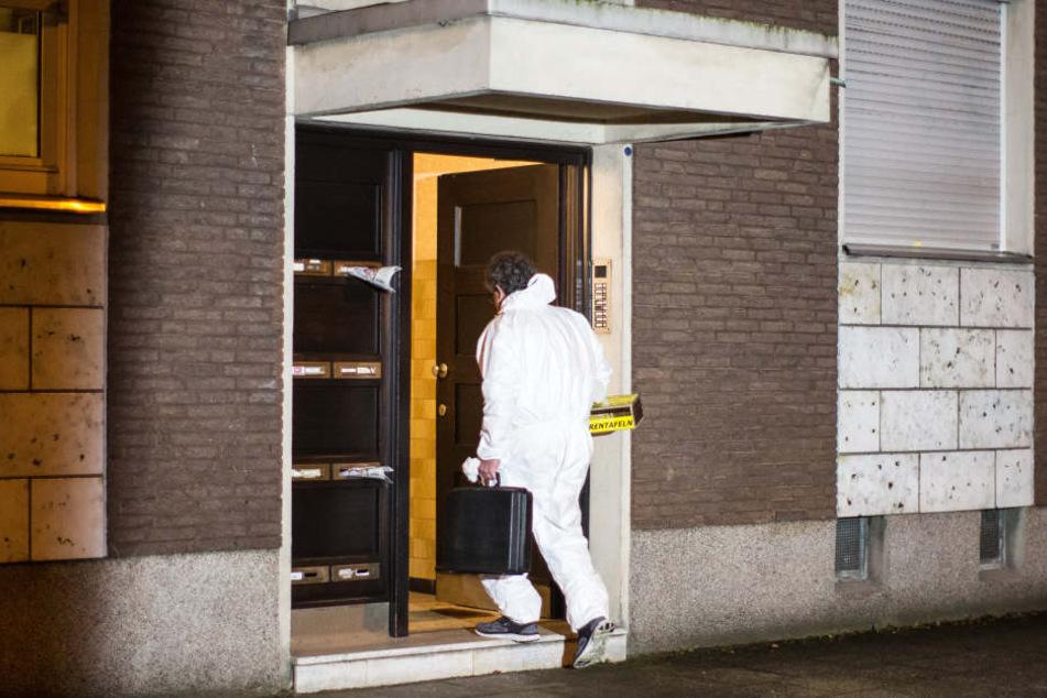 Die 21-Jährige wurde tot in ihrer Wohnung in Merseburg bei Leipzig gefunden. (Symbolbild)