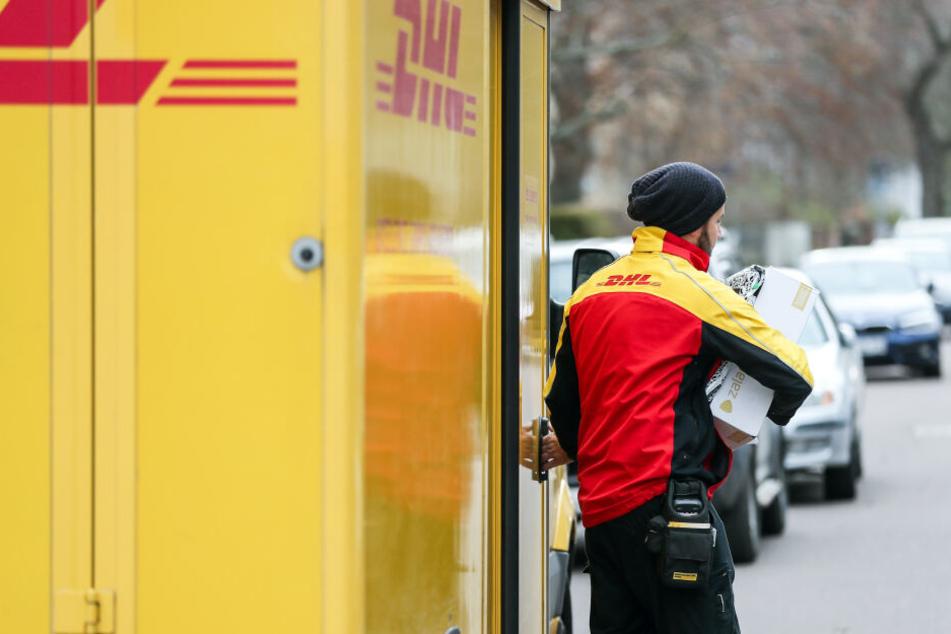 Das DHL-Fahrzeug wurde in Lüneburg geklaut, mit samt der Pakete und der Ausrüstung des Zustellers.