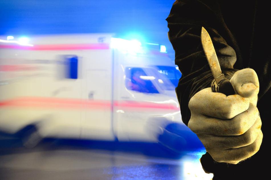 Einen schwer und einen leichter verletzten Mann forderte ein Streit in Eisenhüttenstadt. (Symbolbild)