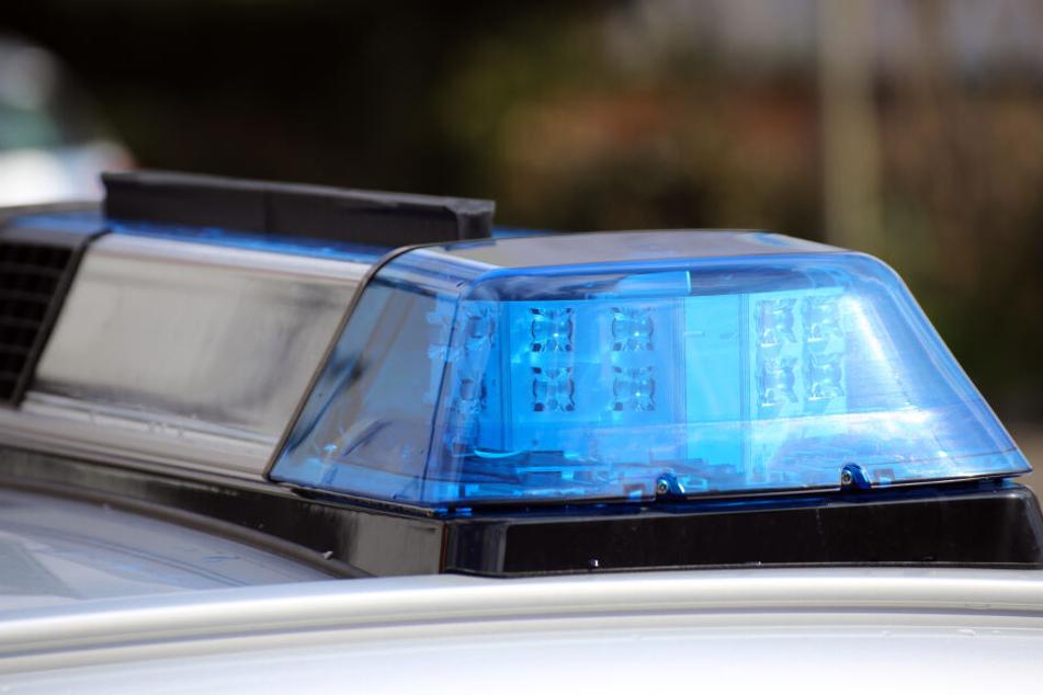 Die Polizei musste den jungen Mann in Gewahrsam nehmen.