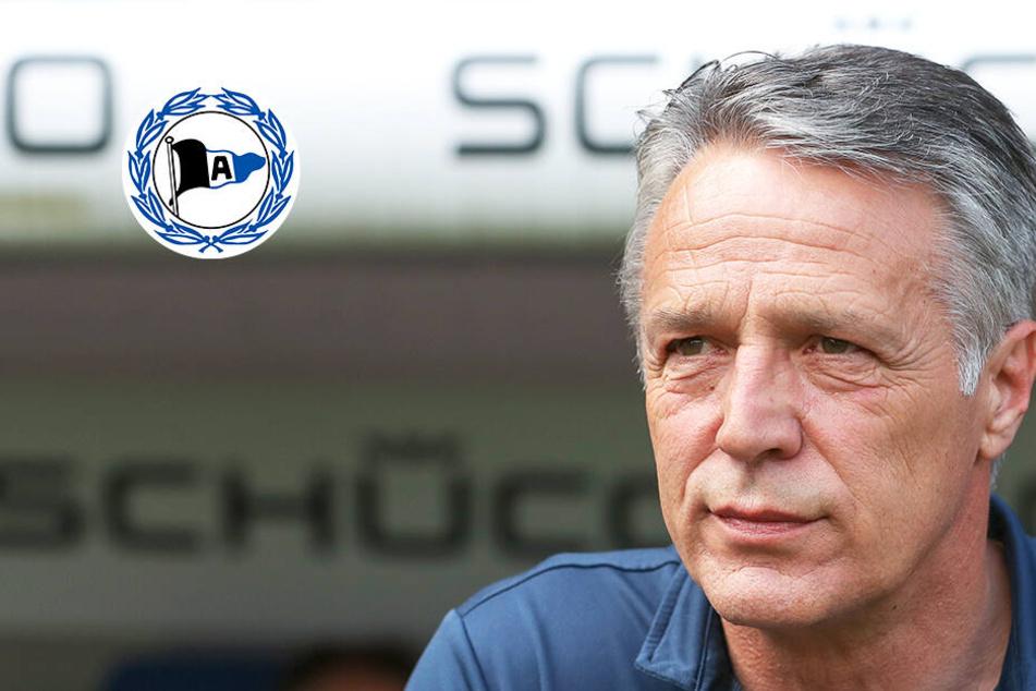 DSC reagiert auf Behrendt-Ausfall: Arminia holt Spanier Perez