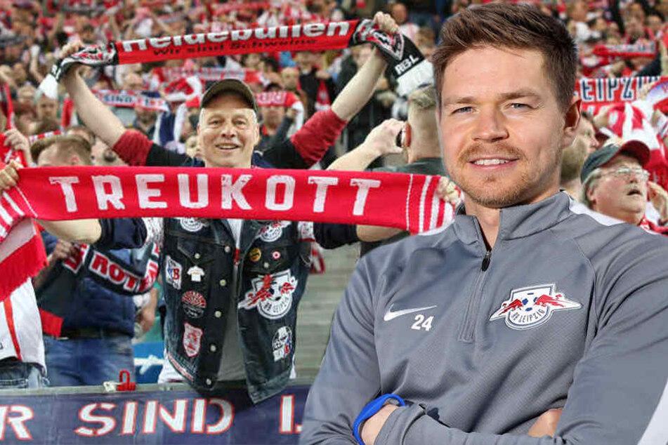 RB-Ikone Dominik Kaiser (r.) hofft bei seinem Abschiedsspiel auf eine volle Hütte.