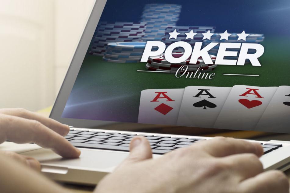 Der 43-Jährige soll fast 37.000 Euro Firmengeld bei Online-Pokerpartien verspielt haben. (Symbolbild)