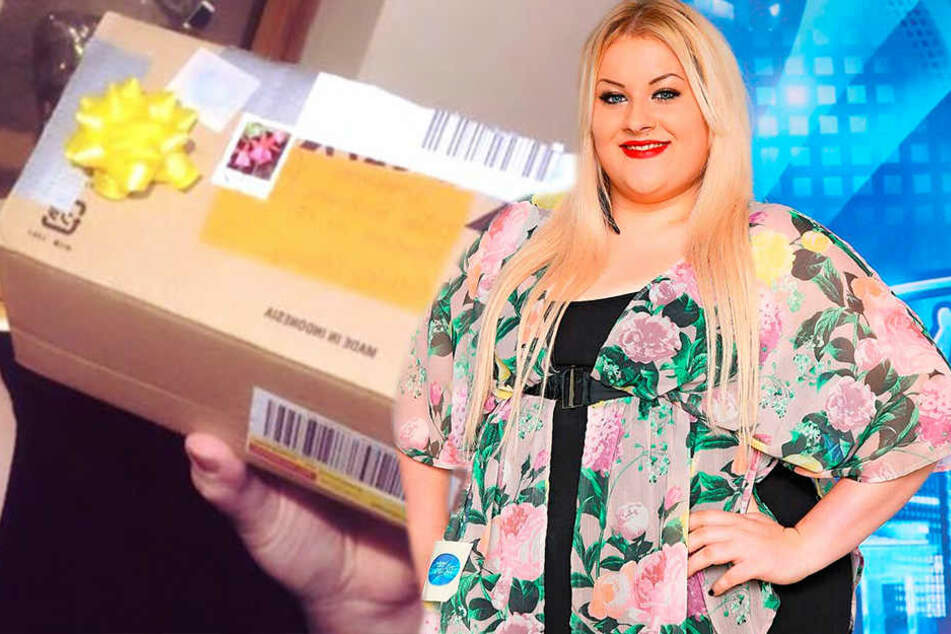 "Aline Bachmann : Igitt! DSDS-Star ist entsetzt über Ekel-""Fan""-Post"