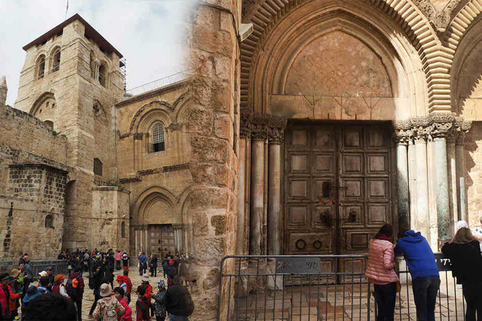 Grabeskirche auch für Touristen geschlossen: Regierung lenkt ein