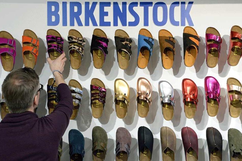 Birkenstock expandiert weiter. Drei Fertigungsstandorte gibt es bereits in Sachsen.