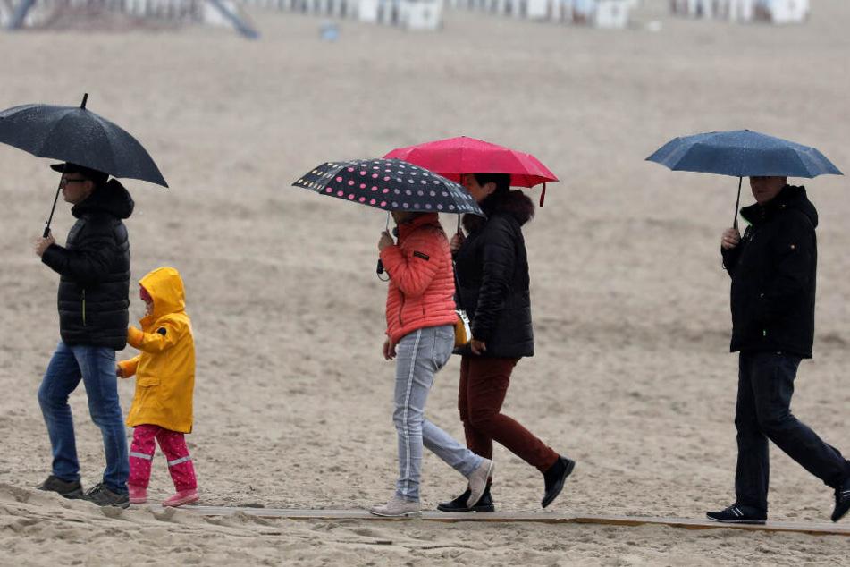 Doppelt so viel Regen wie sonst: Deshalb ist es immer noch nicht genug