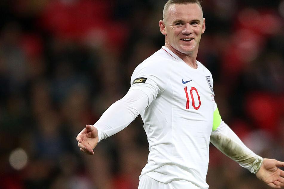 Wayne Rooney kommt wieder heim. Nach 17 Monaten in AMerika beginnt für ihn am 1. Januar ein neues Kapitel.