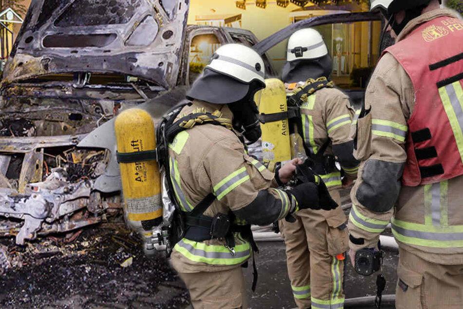 Bei dem Brandanschlag kam niemand zu Schaden. (Symbolbild)