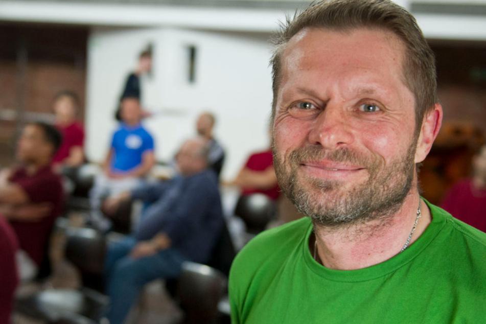 Ex-Nationalspieler und ehemaliger Alkoholiker: Uli Borowka spricht Ende Oktober in Pforzheim über seine Suchterfahrungen.