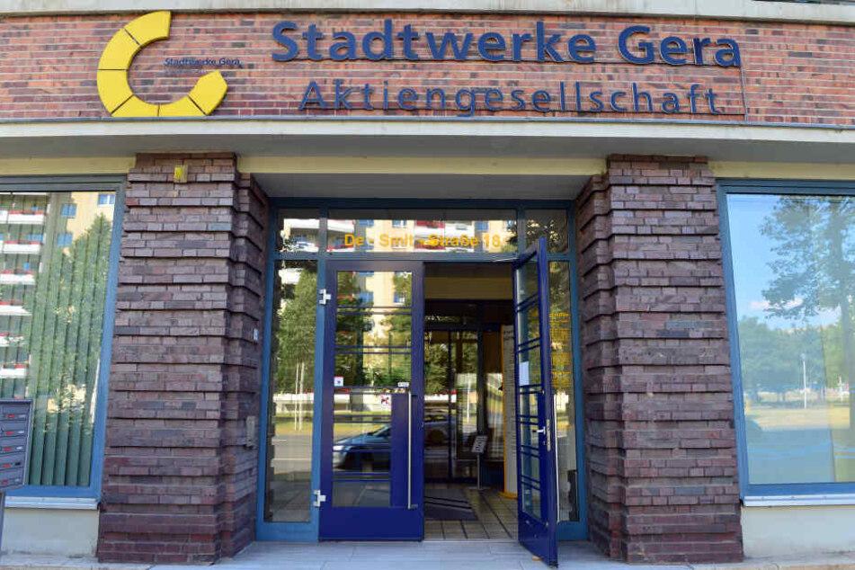 Die Stadtwerke Gera mussten vor zwei Jahren Insolvenz anmelden.